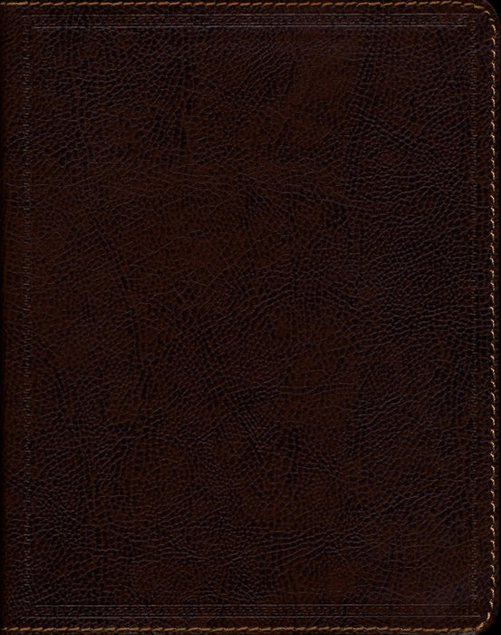 NKJV Journal the Word Compact-Brown