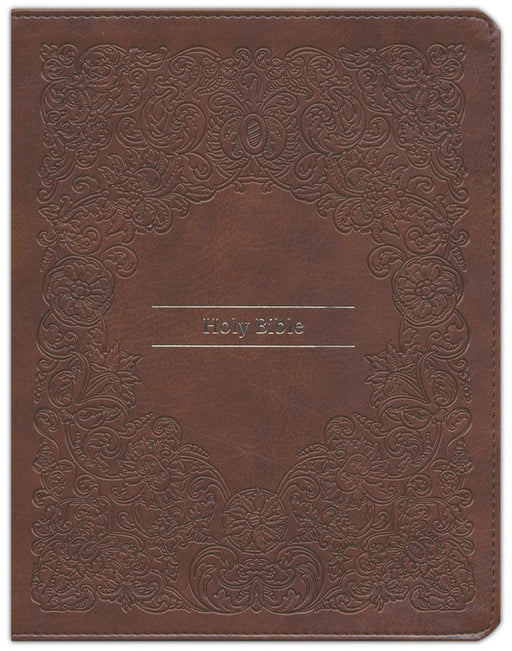 KJV Journal the Word-Reference-Brown