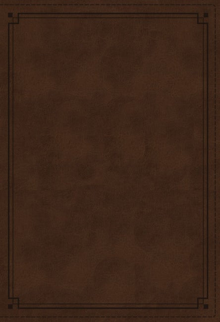 NKJV- Study Bible-Brown- Imitation Leather-Comfort Print-Indexed