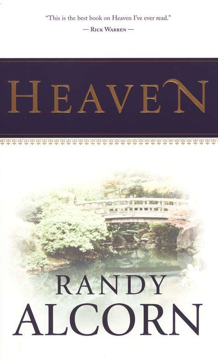 Heaven-Randy Alcorn-Hard Cover