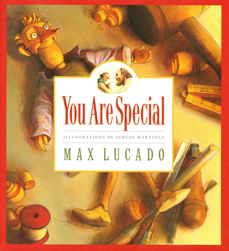 You Are Special-Max Lucado-Hard Cover