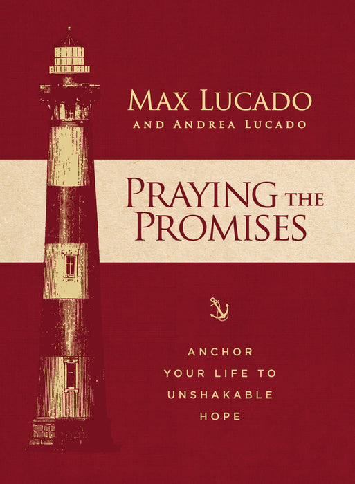 Praying the Promises- Max Lucado