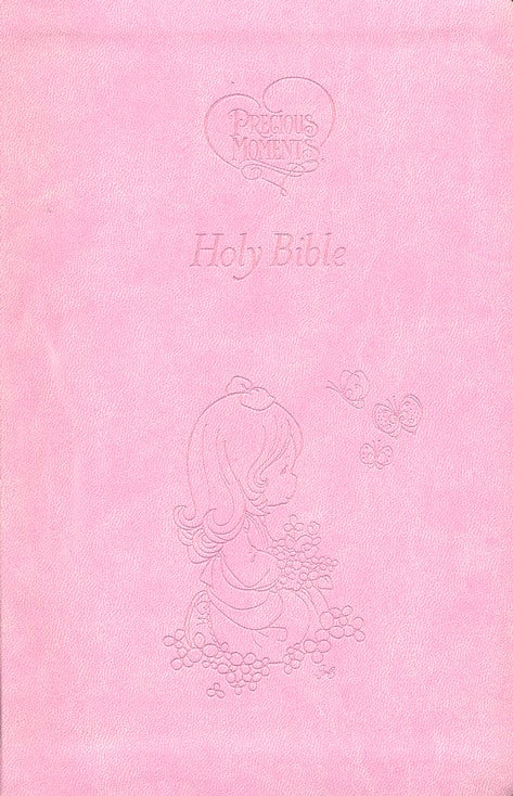 ICV Precious Moments Bible-Pink