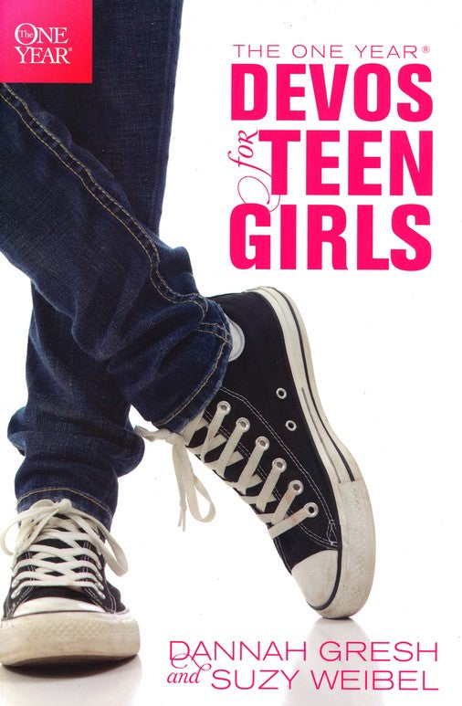 One Year Devotions for for Teen Girls-Dannah Gresh-Trade Paper