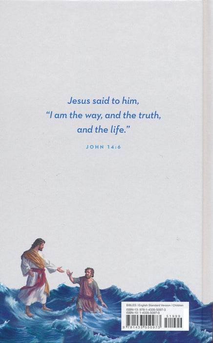 ESV- Holy Bible For Kids Large Print-Hard Cover