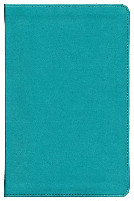 ESV Student Study Bible-Turquoise Duo-Tone