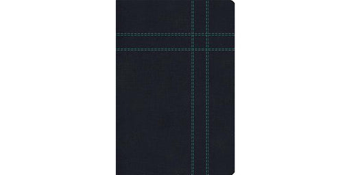 Bilingual KJV/RVR 1960 Personal Sz-Black Imitation- Indexed