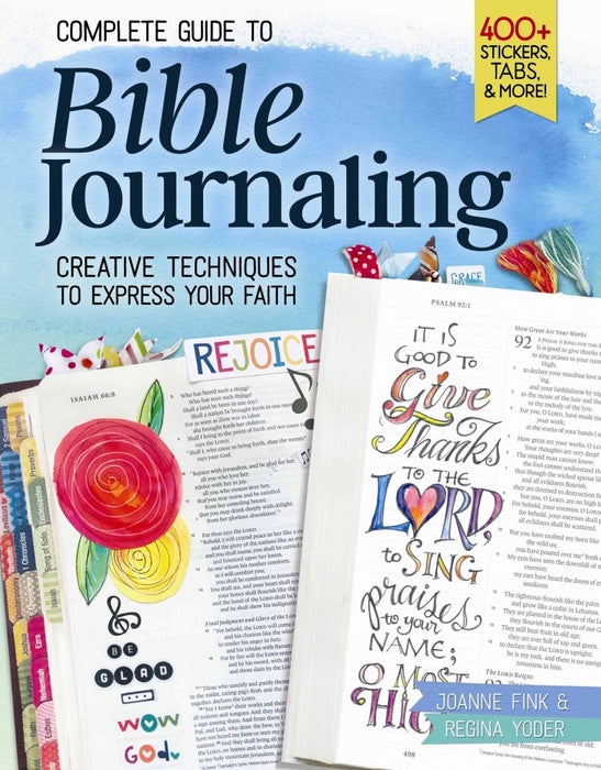 The Complete Guide to Bible Journaling- Joan Fink