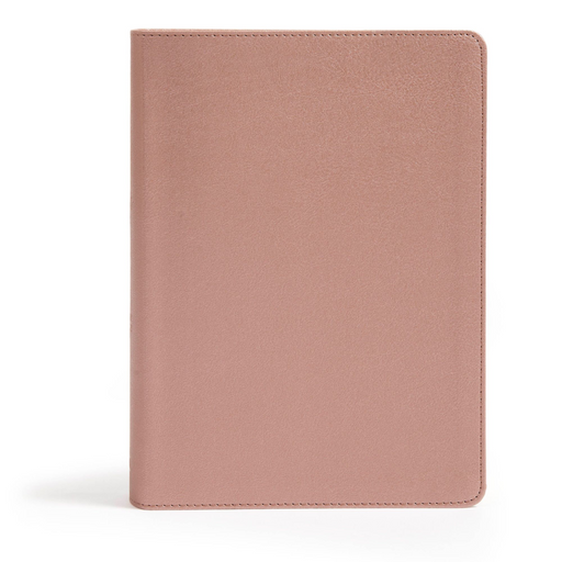 CSB She Reads Truth Bible-Rose Gold LeatherTouch