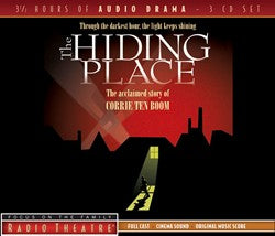 Audio Book - The Hiding Place