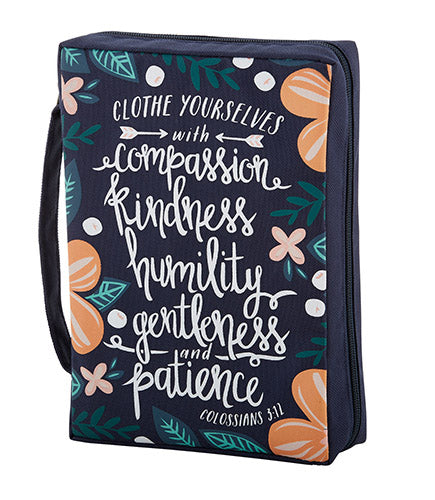 Bible Cover-Clothe Yourselves-Compassion