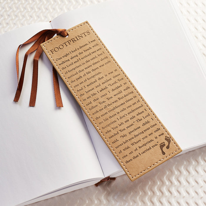 Bookmark-Footprints