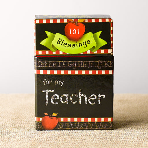 Box of Blessings-Teacher