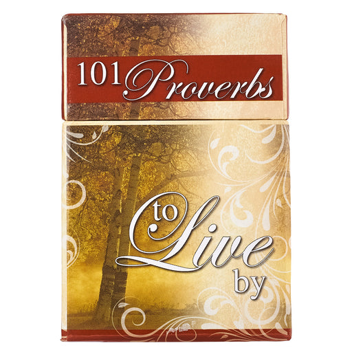 Box of Blessings-Proverbs