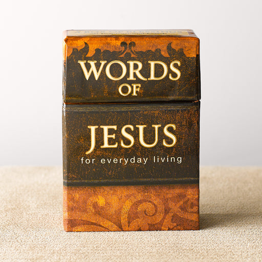 Box of Blessings-Words of Jesus