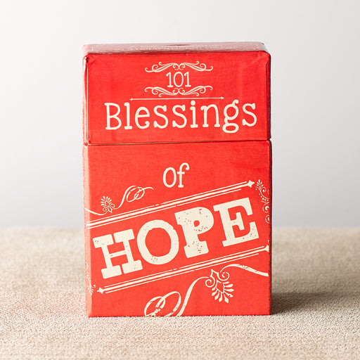 Box of Blessings-Hope