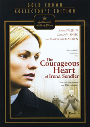 DVD- The Courageous Heart of Irena Sendler