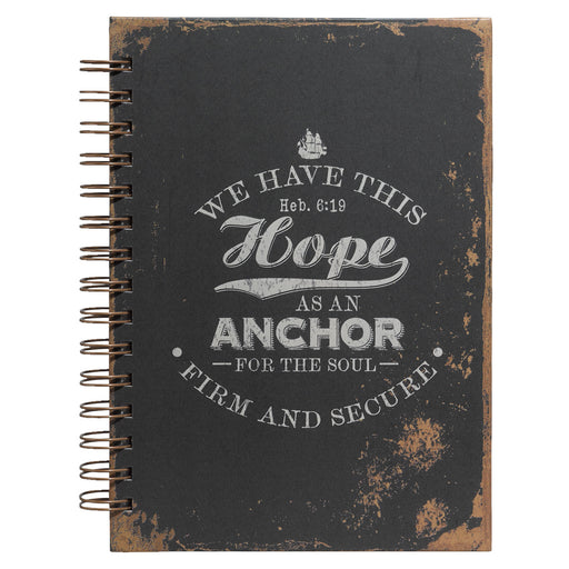 Journal-We Have This Hope as an Anchor