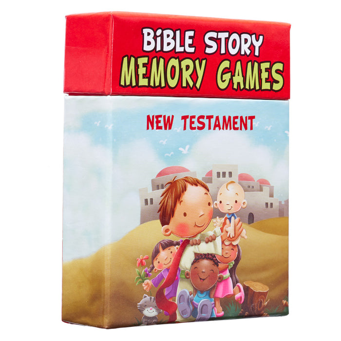 Memory Game- Bible Story-New Testament