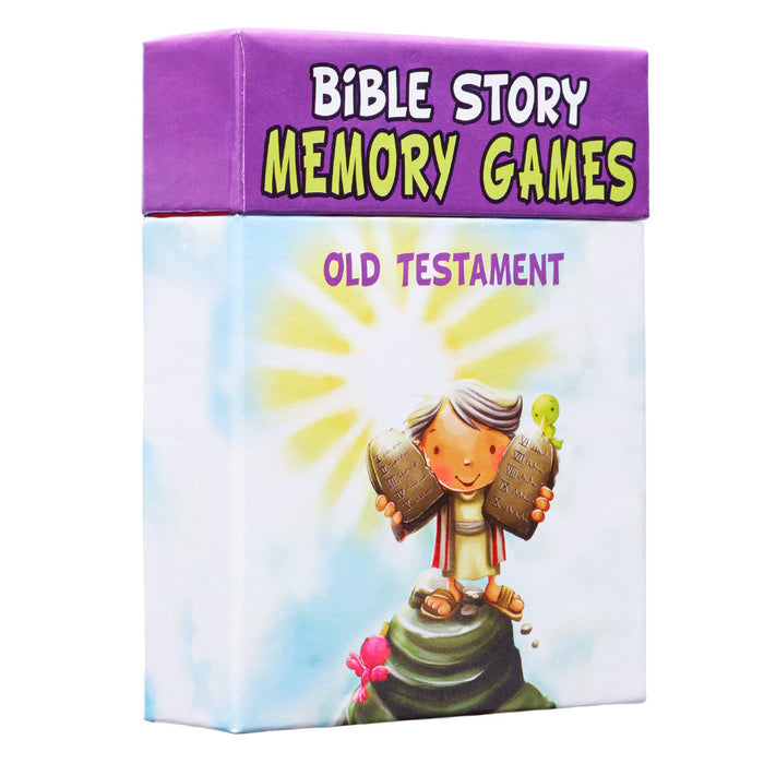Memory Game- Bible Story-Old Testament