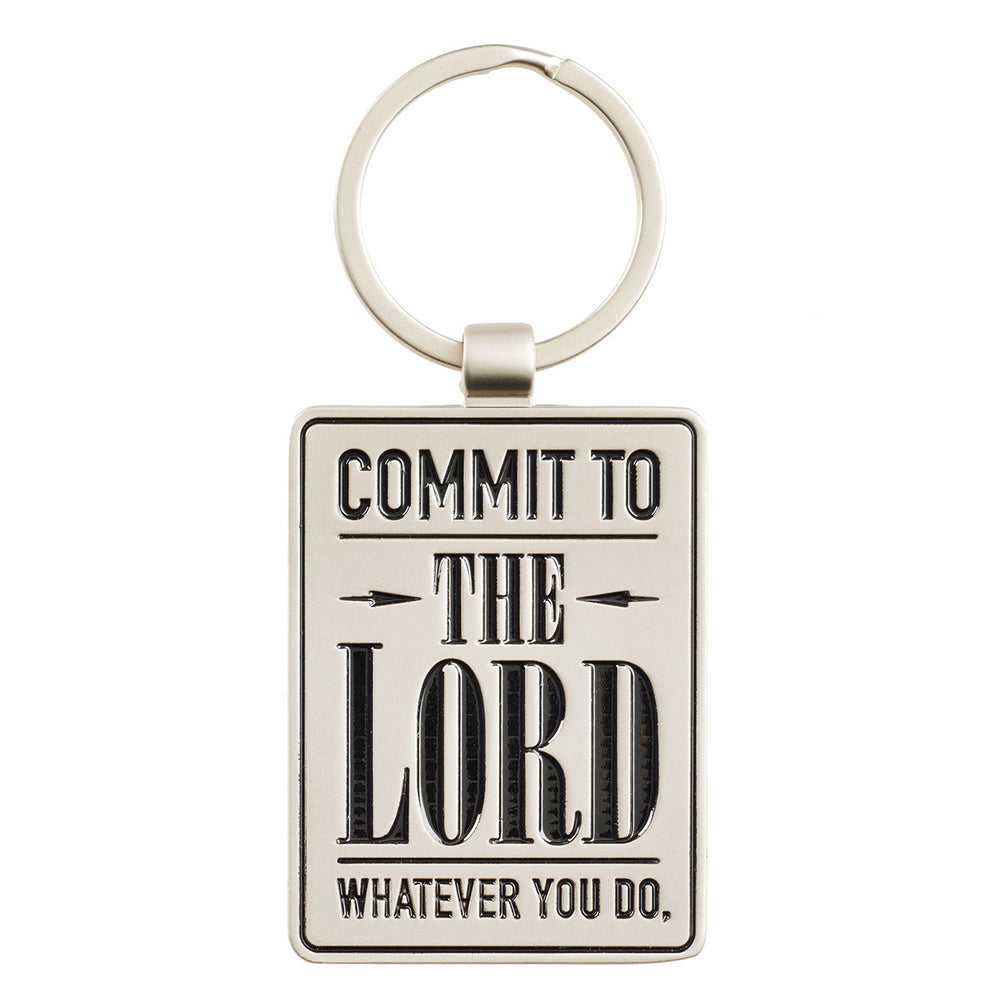 Keyring-Commit to the Lord