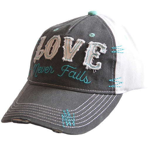Cap-Love Never Fails