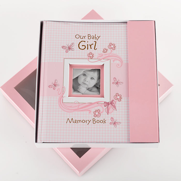 Memory Book-Our Baby Girl