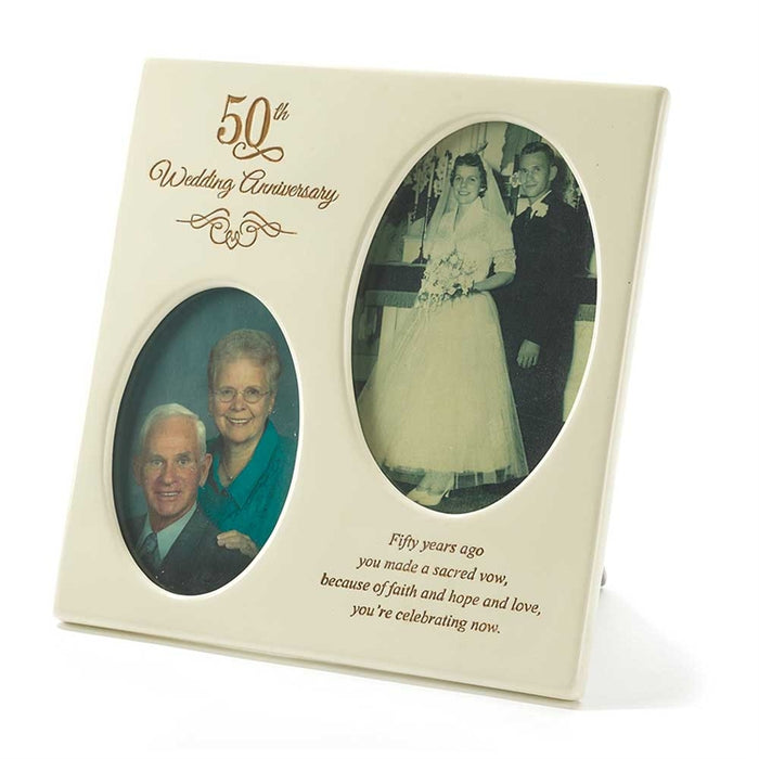 Frame-50th Wedding Anniversary