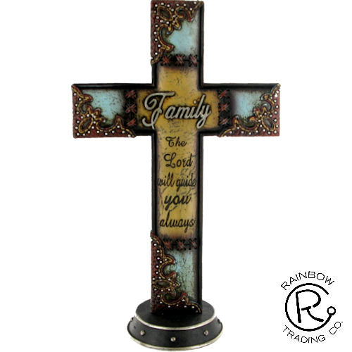 Cross-Family-Lord Will Guide-10 Inch