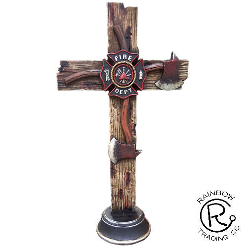 Cross-Firefighter-13 Inch