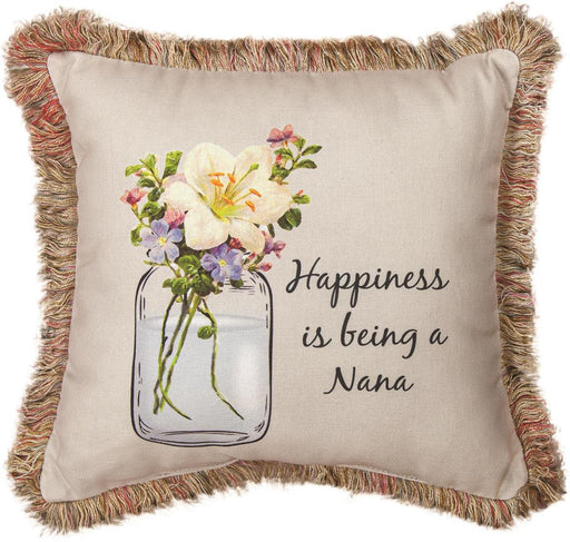 Pillow-Nana-Happiness Is Being...
