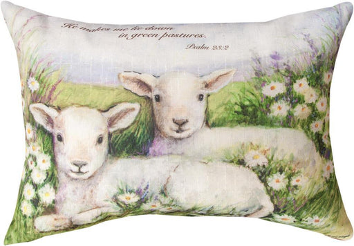 Pillow-His Sheep-Psalm 23