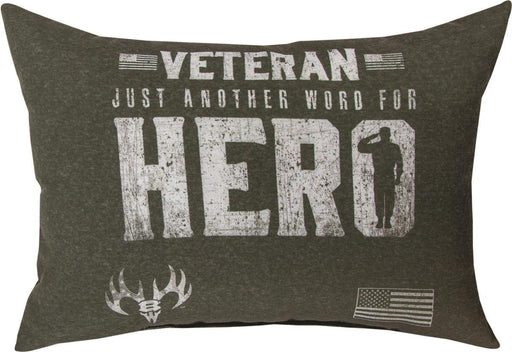 Pillow-Veteran/Hero