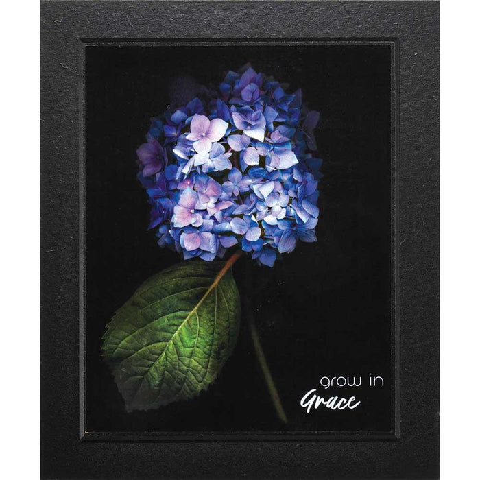 Canvas-Grow In Grace-Floral