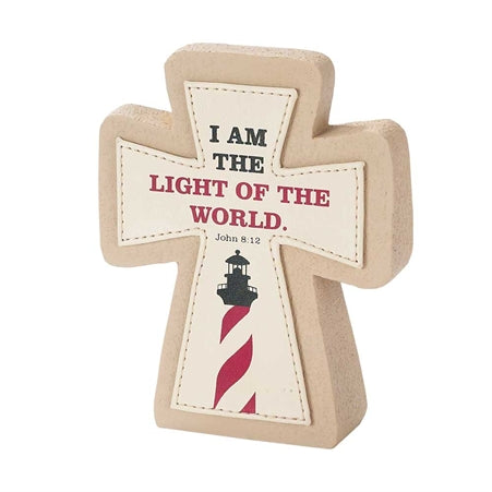 Cross-Light of the World-Faux Leather