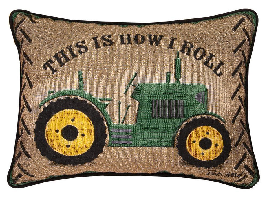 Pillow-Tractor-This Is How I Roll