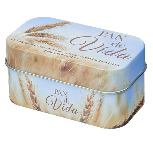 Spanish-Promise Box-Pan de Vida