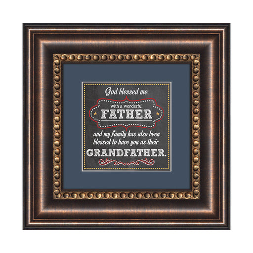 Framed-Father/Grandfather