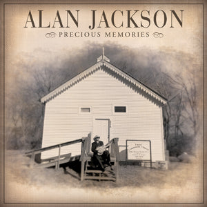 CD-Alan Jackson Precious Memories, V.1