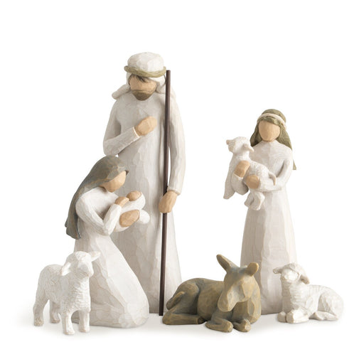 Figurine-Willow Tree-Nativity-6 Piece Set