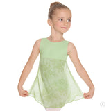 Eurotard Girls Vintage Lace Tank Dance Dress - Dancetastic Dancewear