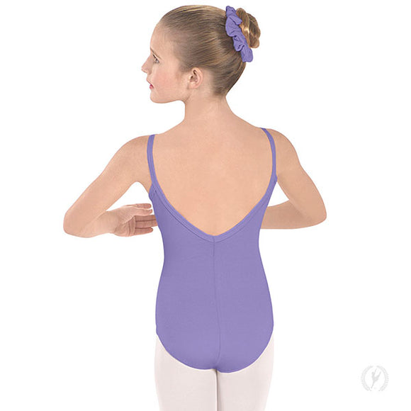 Eurotard Girls Cotton Camisole Leotard - Dancetastic Dancewear