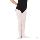 Eurotard Girls Non-Run Footed Tights - Dancetastic Dancewear