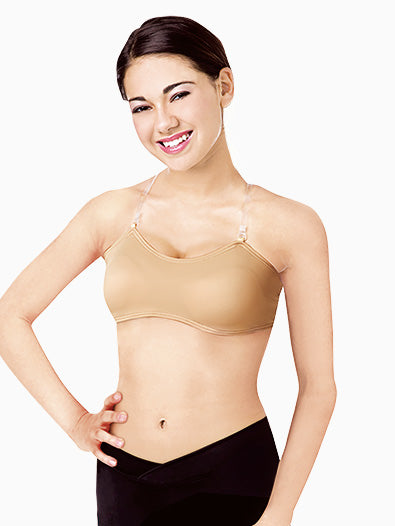 Body Wrappers Padded Bra - Dancetastic Dancewear