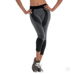 Eurotard Womens Embrace Seamless Microfiber Leggings - Dancetastic Dancewear
