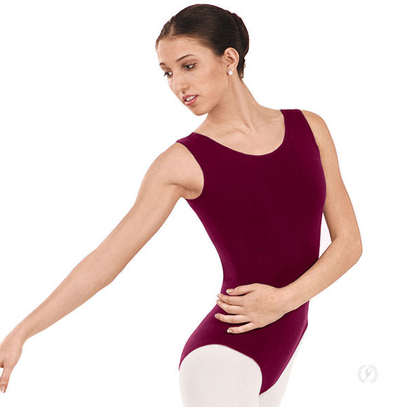 Eurotard Womens Tank Leotard with Tactel® Microfiber - Dancetastic Dancewear