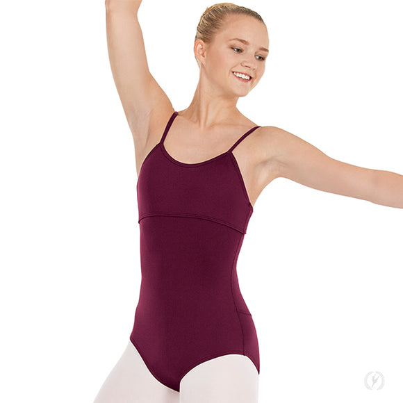 Eurotard Womens Multi-Way Camisole Leotard with Tactel® Microfiber - Dancetastic Dancewear