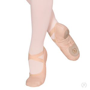 Eurotard Adult Coupé Leather Split Sole Ballet Shoe - Dancetastic Dancewear