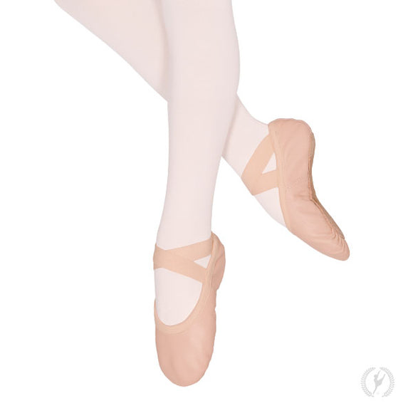 Eurotard Child Passé Full Sole Leather Ballet Shoe - Dancetastic Dancewear