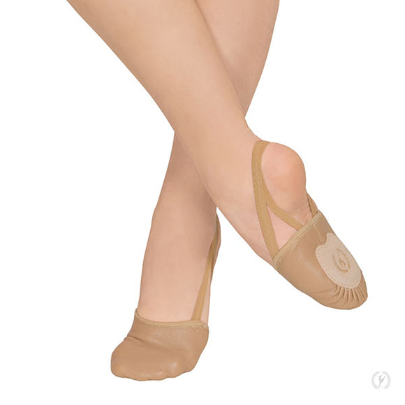 Eurotard Hinge Leather Half Sole Contemporary Shoes - Dancetastic Dancewear